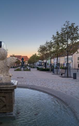 Marktplatz Tirschenreuth