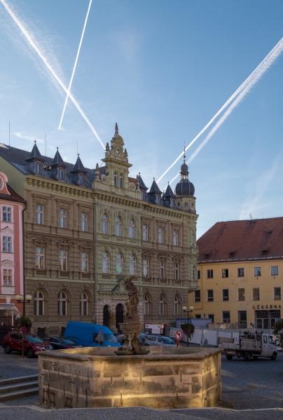 Marktplatz Eger