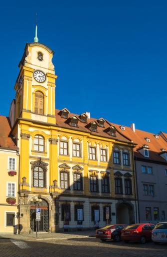 Rathaus Eger